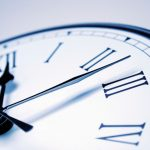 Does the time wait on a residence permit count towards ten years?