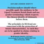 Mx M (gender identity-HJ(Iran)- terminology) El Salvador [2020] UKUT 313(IAC)