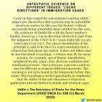 Uddin v The Secretary of State For the Home Department[2020] EWCA Civ 338